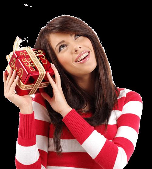 Я – девушка, и я хочу  много подарков! (бесплатно)