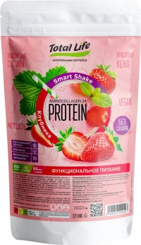 Total Life Smart Shake AminoCollagen (500  г)