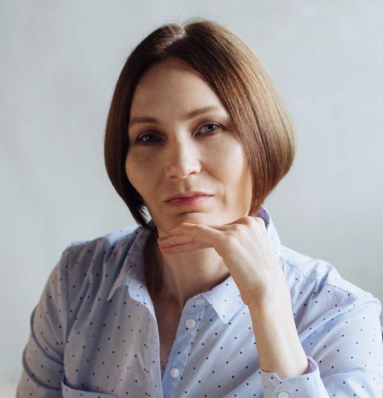 Оксана Варнакова
